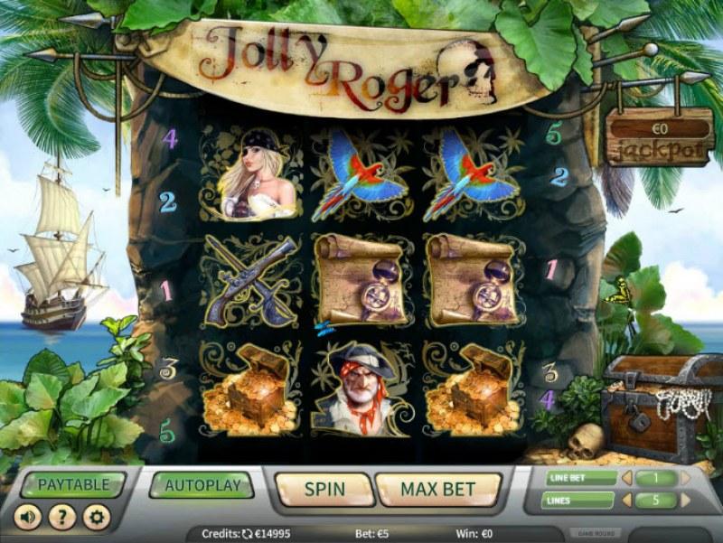 Jolly Roger :: Main Game Board