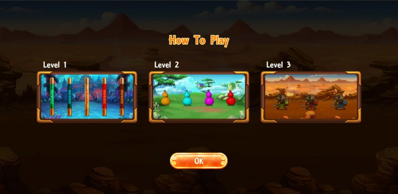 Journey To West :: How To Play