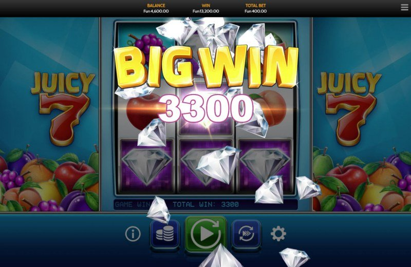 Juicy 7 :: Big Win