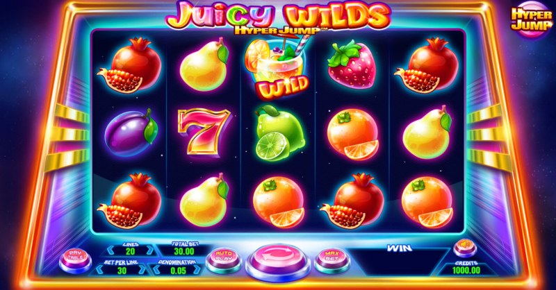 Juicy Wilds :: Main Game Board