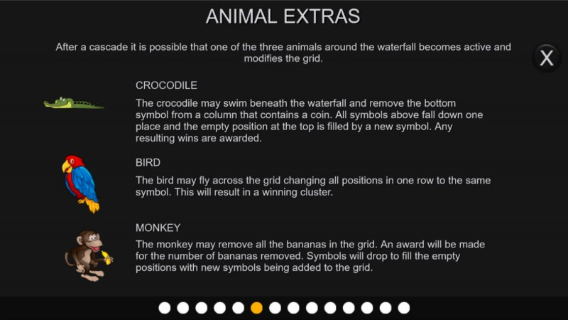 Jungle Falls :: Animal Extras