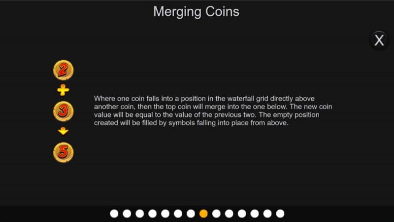 Jungle Falls :: Merging Coins