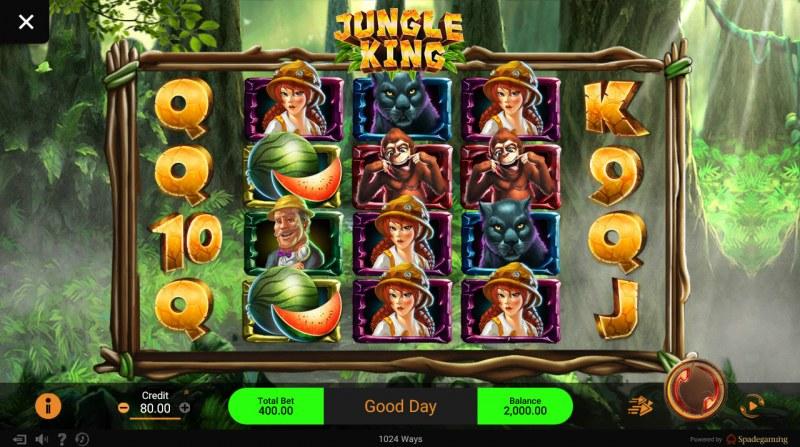 Jungle King :: Main Game Board