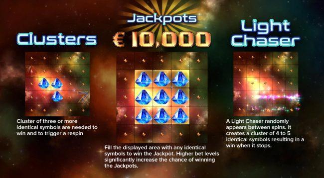Play slots at Malina: Malina featuring the Video Slots Joker Gems with a maximum payout of $120,000