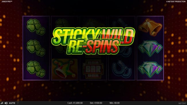 Casino Room featuring the Video Slots Joker Pro with a maximum payout of $1,000,000
