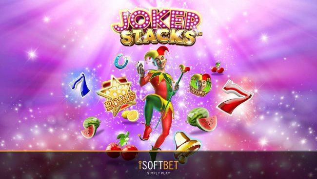 Joker Stacks :: Splash screen - game loading