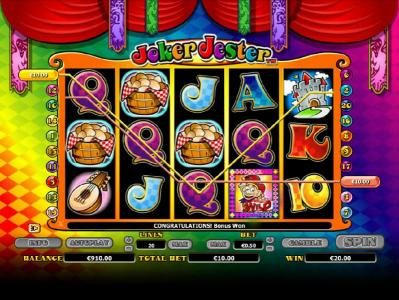 Play slots at PropaWin: PropaWin featuring the Video Slots Joker Jester with a maximum payout of $1,000