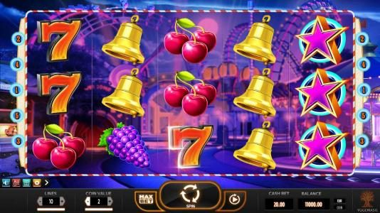 Lucky Me Slots featuring the Video Slots Jokerizer with a maximum payout of $12,000