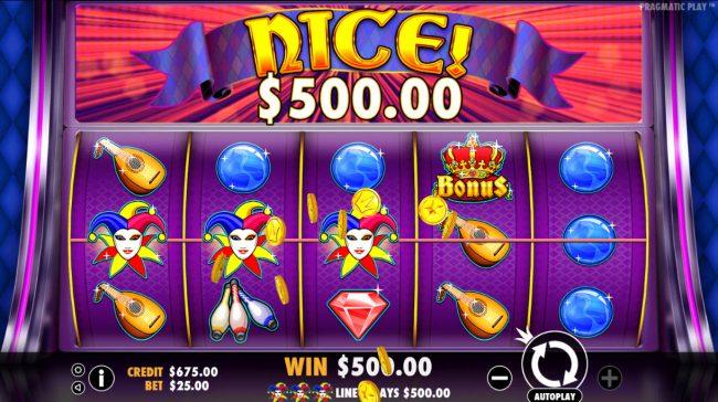 Joker's Jewels :: A winning three of a kind