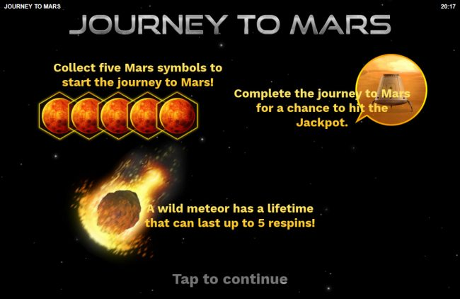 Journey to Mars :: Introduction