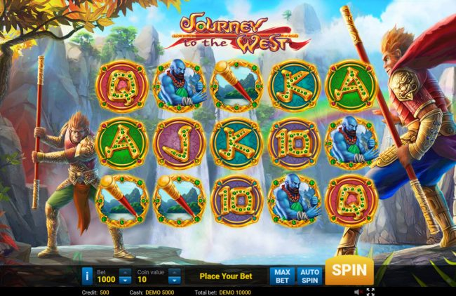 play on line casino games