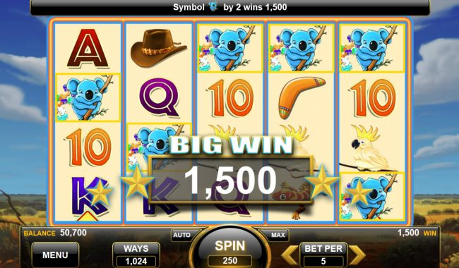 Jumping Jack Cash :: Big Win