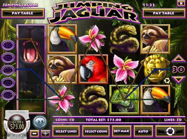 Spiele Jumping Jaguar - Video Slots Online