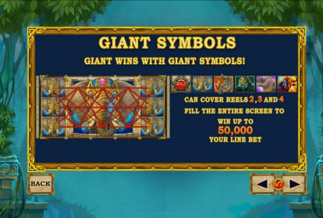 Giant Symbol Rules