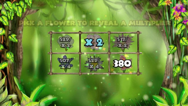 Jungle :: Bonus Feature Game Board