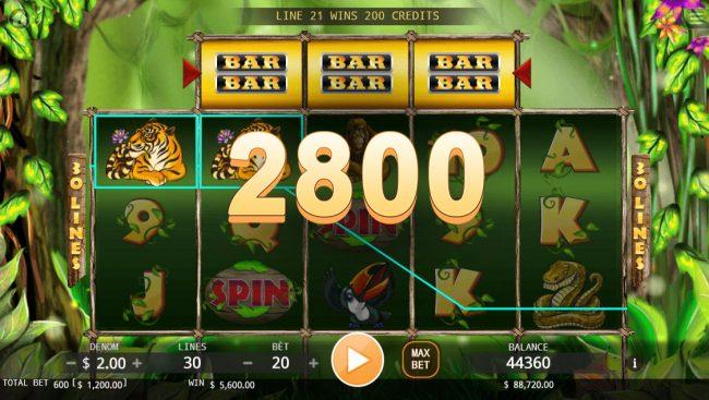 Jungle :: Big Win