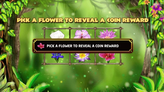 Jungle :: Pick a flower