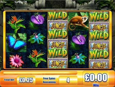 Jungle Wild :: Full Wilds