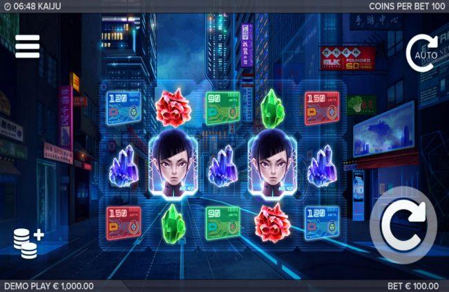 Kaiju :: Main Game Board