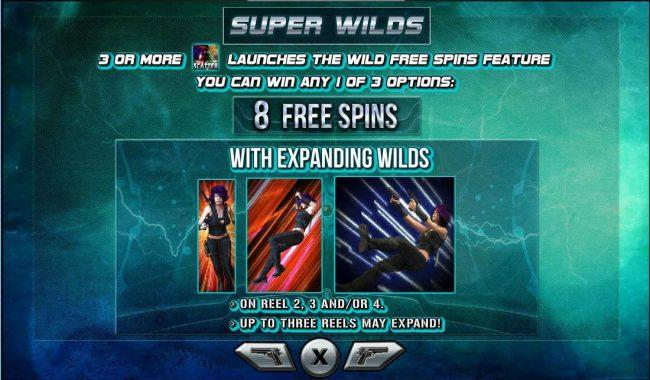 Spiele Kat Lee: Bounty Hunter - Video Slots Online