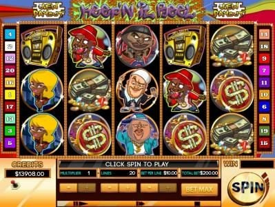 Mission 2 Game featuring the video-Slots Keep'N It Reel with a maximum payout of Jackpot
