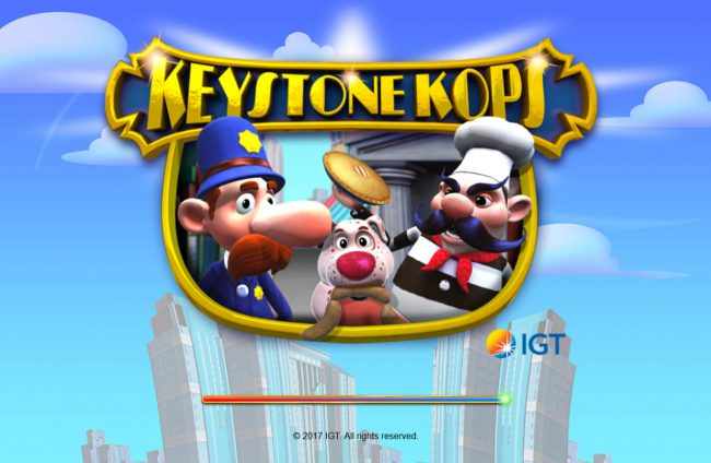 Next Casino featuring the Video Slots Keystone Kops with a maximum payout of $25,000,000