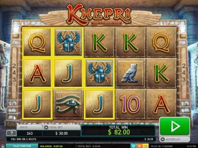 Lightbet featuring the Video Slots Kherpi The Eternal God with a maximum payout of $60,000