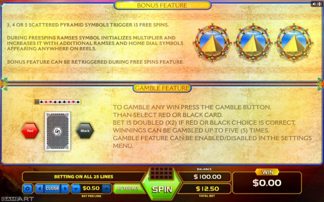 Play slots at Vegas Crest: Vegas Crest featuring the Video Slots King of Time with a maximum payout of $1,250