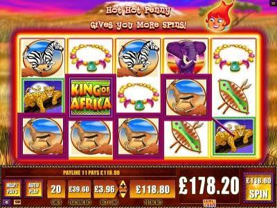 Best casino free spins no deposit