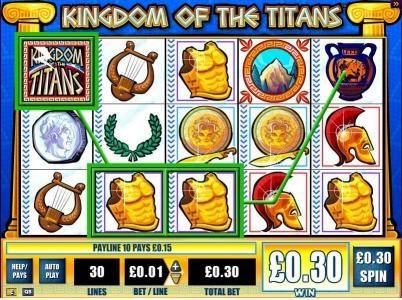 Kingdom of the Titans ::