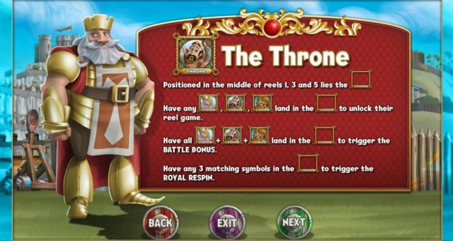 Chomp featuring the Video Slots Kingdom of Wealth with a maximum payout of $500,000