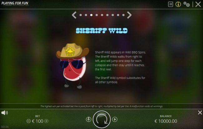 Kitchen Drama BBQ Frenzy :: Sheriff Wild