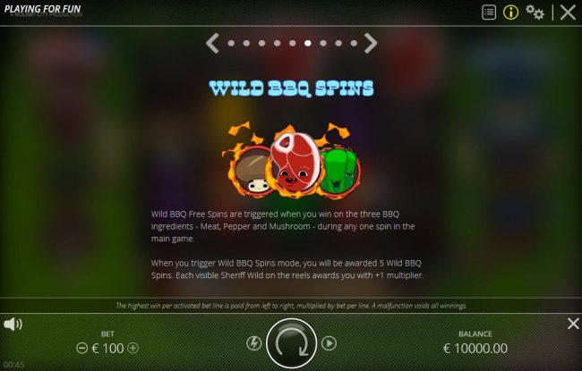 Kitchen Drama BBQ Frenzy :: Wild BBQ Spins
