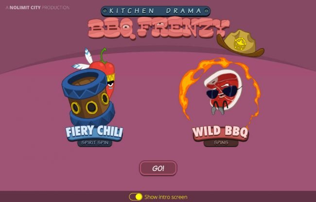 Kitchen Drama BBQ Frenzy :: Introduction
