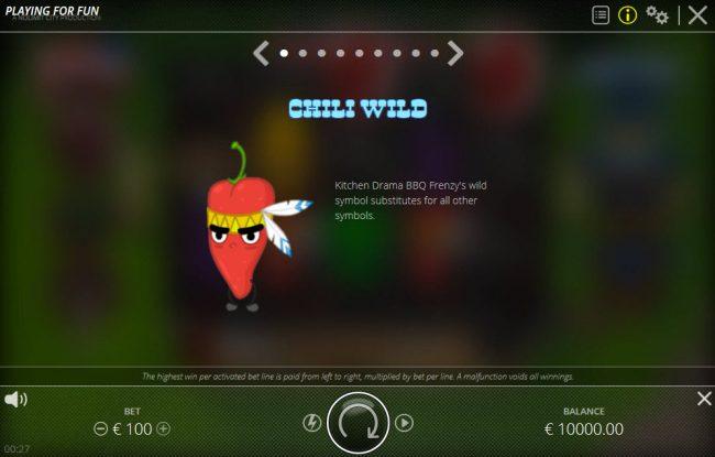 Kitchen Drama BBQ Frenzy :: Chili Wild Rules