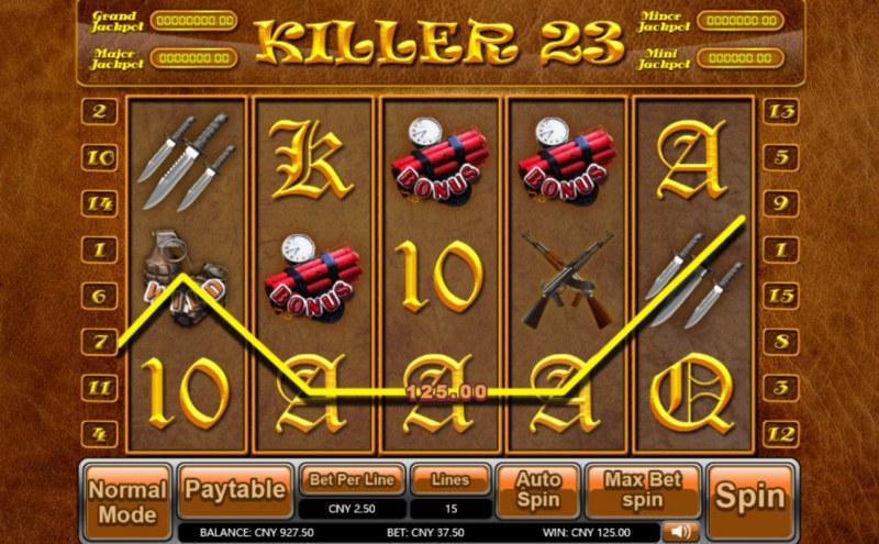 Killer 23 :: Four of a kind
