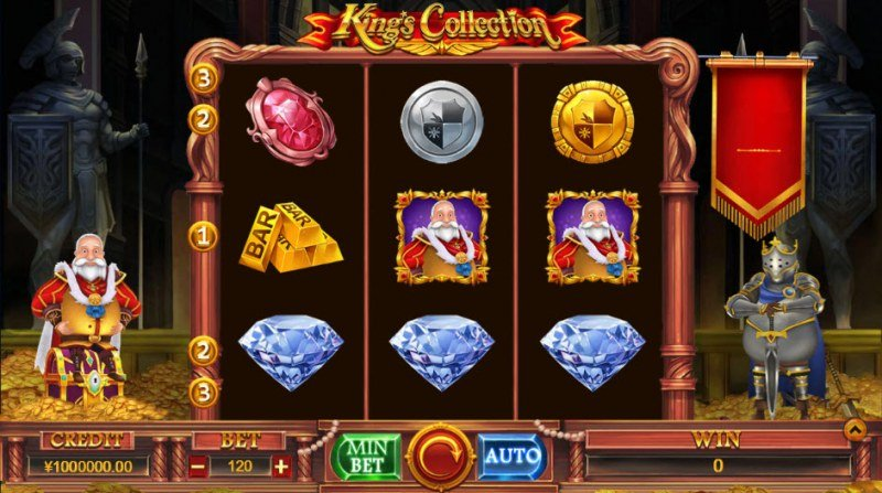 King Collection :: Main Game Board