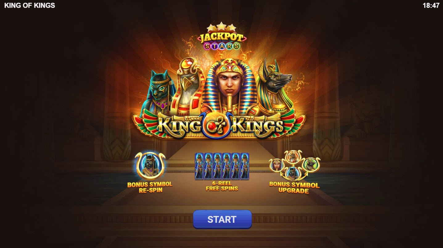 King of Kings :: Introduction