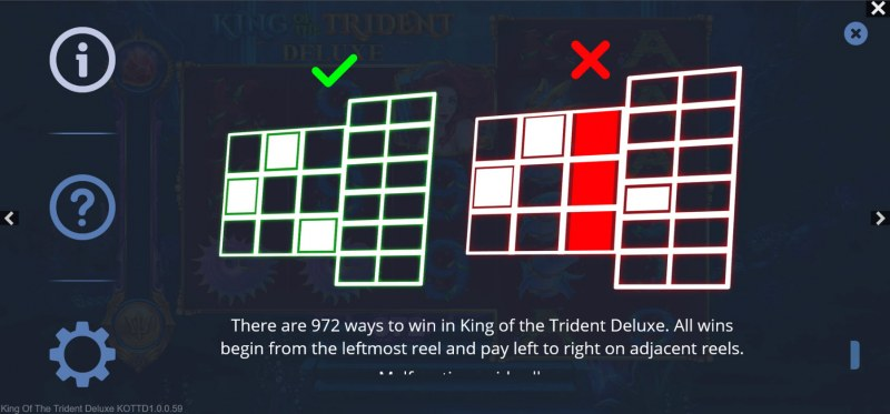 King of the Trident Deluxe :: 972 Ways to Win