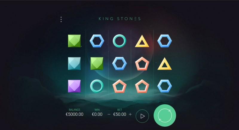 King Stones :: Main Game Board