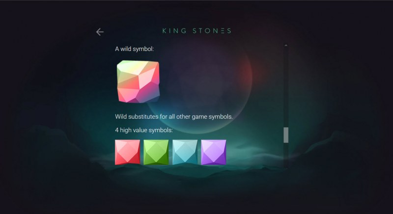 King Stones :: Feature Rules