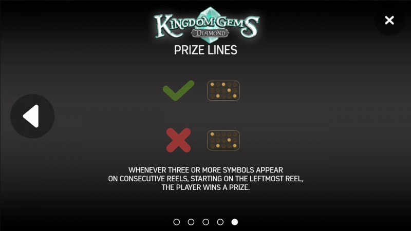 Kingdom Gems Diamond :: 243 Ways to Win