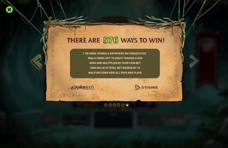 Kingdom Rise Forbidden Forest :: 576 Ways to Win