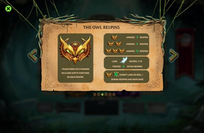 Kingdom Rise Forbidden Forest :: Scatter Symbol Rules