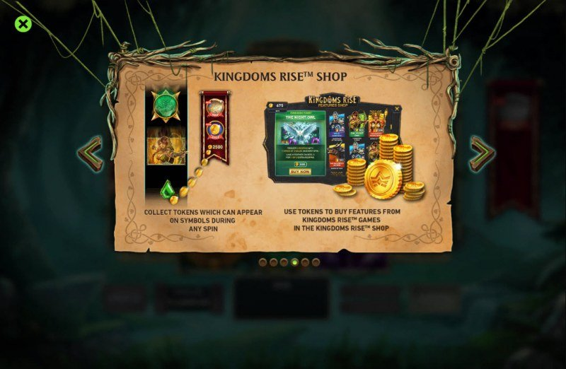Kingdom Rise Forbidden Forest :: Feature Rules