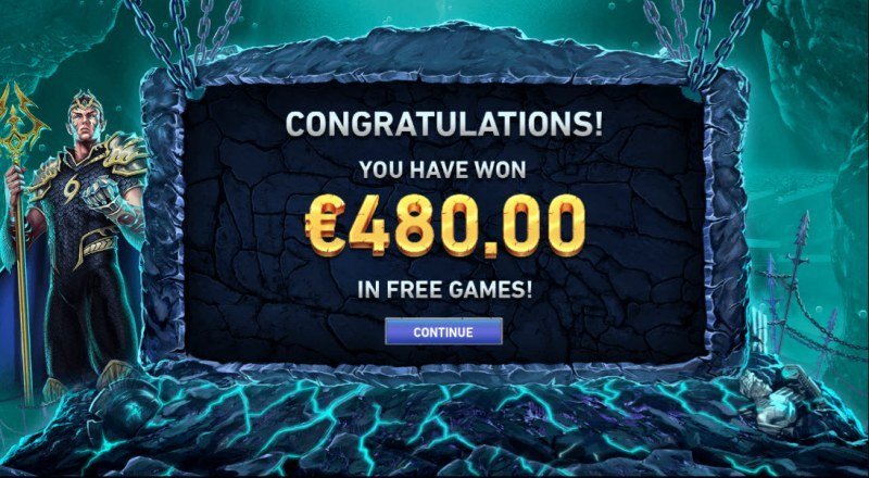 Kingdom Rise Guardians of the Abyss :: Total Free Spins Payout