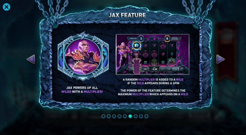 Kingdom Rise Guardians of the Abyss :: Jax Feature