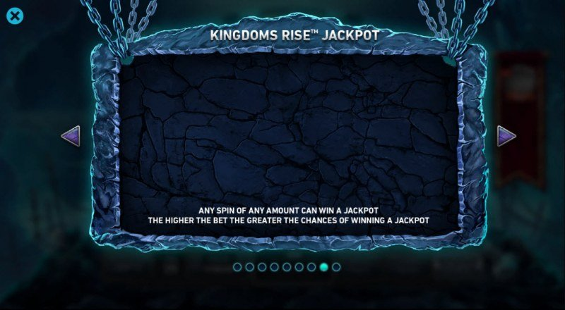 Kingdom Rise Guardians of the Abyss :: Jackpot Rules