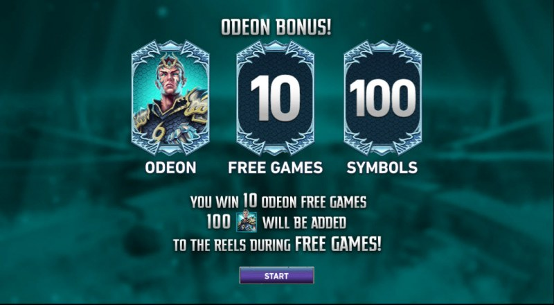 Kingdom Rise Guardians of the Abyss :: 10 free spins awarded