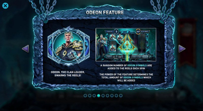 Kingdom Rise Guardians of the Abyss :: Odeon Feature